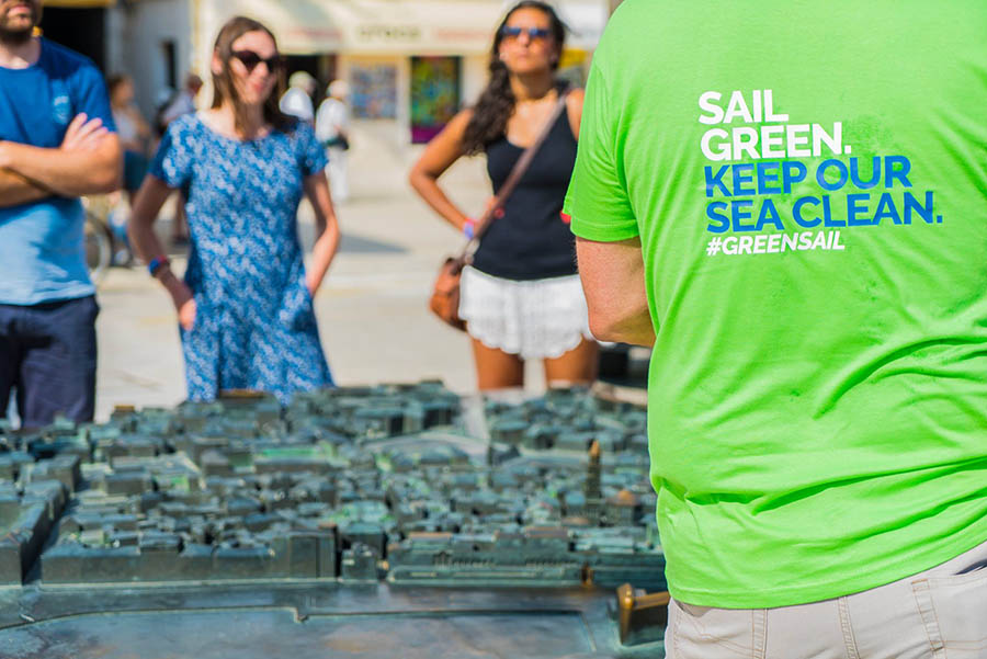 Green Sail's Eco Walk Talk